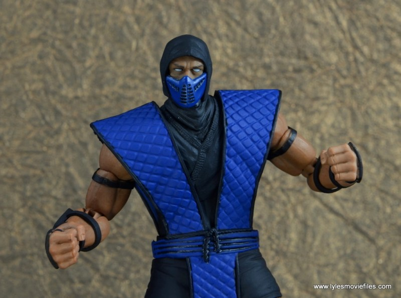 storm collectibles mortal kombat sub-zero figure review - package side