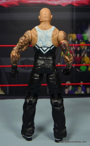 wwe elite 56 karl anderson and luke gallows figure review -gallows rear
