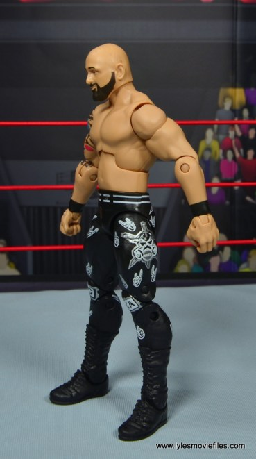 wwe elite 56 karl anderson and luke gallows figure review -karl anderson left side