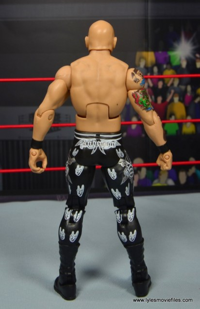 wwe elite 56 karl anderson and luke gallows figure review -karl anderson rear