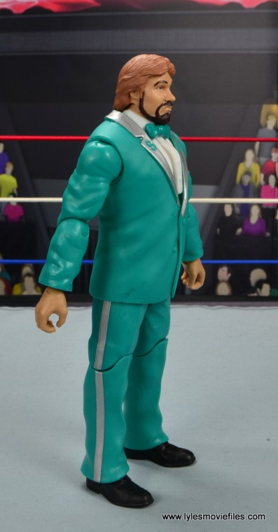 wwe million dollar man figure review -right side