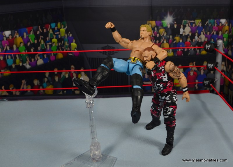 wwe ringside collectibles chris jericho figure review - bulldog to bubba ray dudley