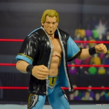wwe ringside collectibles chris jericho figure review -close up pic