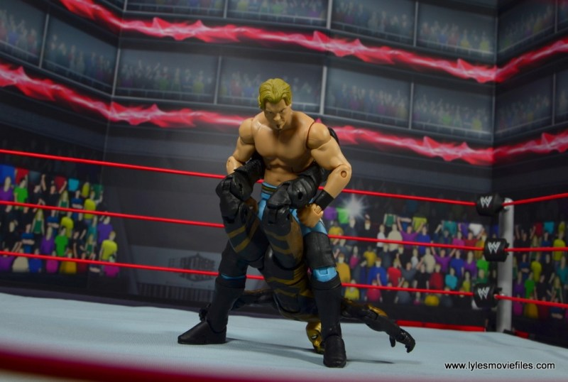 wwe ringside collectibles chris jericho figure review -lion tamer