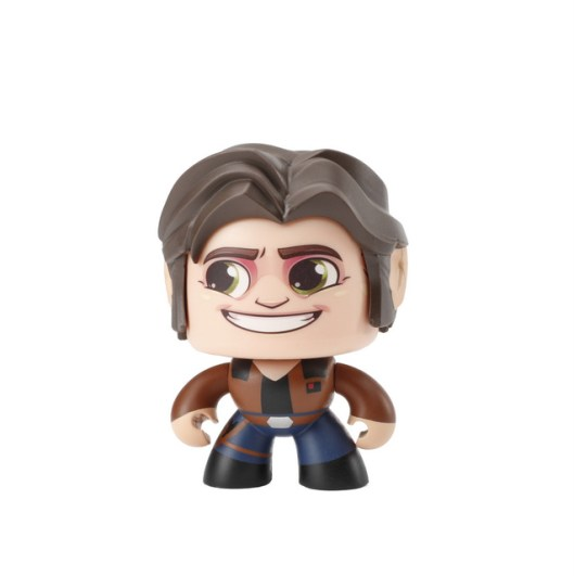 STAR WARS MIGHTY MUGGS Figure Assortment - Han Solo (3)