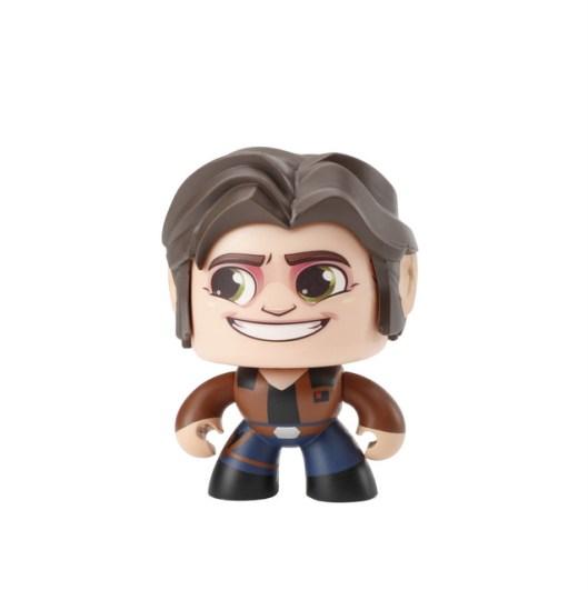 STAR WARS MIGHTY MUGGS Figure Assortment - Han Solo (3)