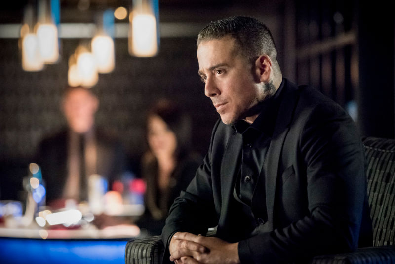 Arrow The Dragon review S6 E19
