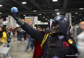 awesome con 2018 cosplay -cobra commander ruling the world