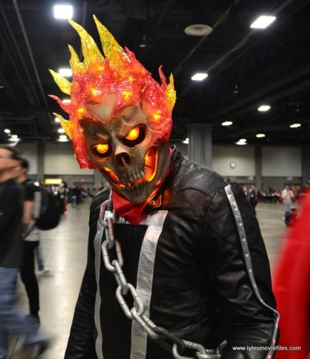 awesome con 2018 cosplay -ghost rider