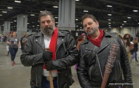 awesome con 2018 cosplay -negans
