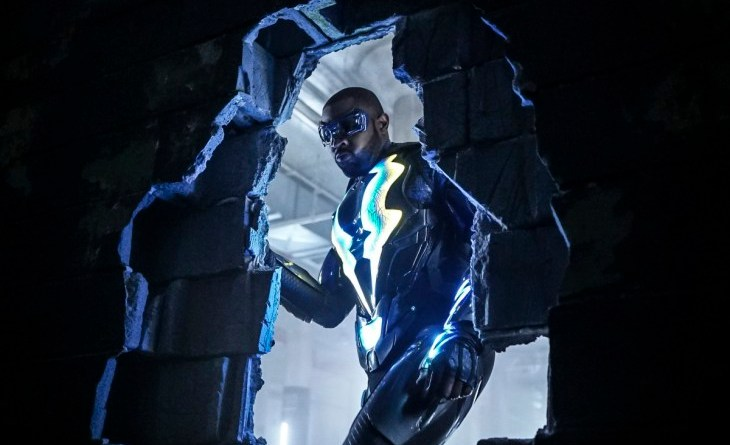 black lightning sins of the father the book of redemption review - black lightning