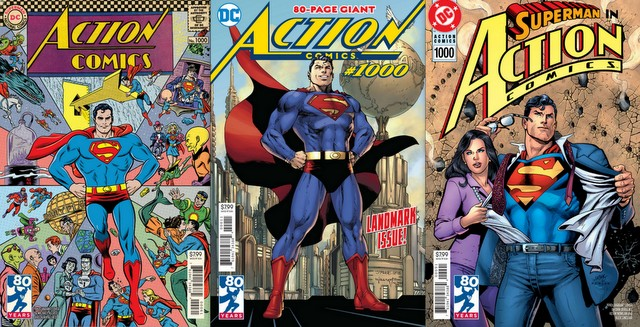 DC Comics reviews for the week of 4/18/18