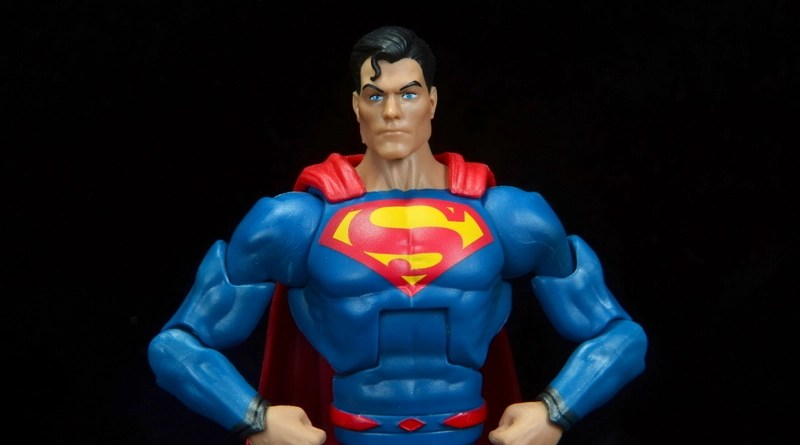 dc multiverse superman rebirth figure review - main pic