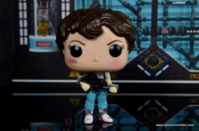 funko pop aliens ripley figure review - main pic