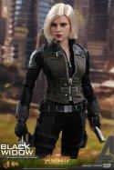 hot toys avengers infinity war black widow -ready for battle