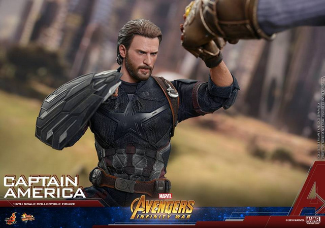 Hot Toys Avengers: Infinity War Captain America figure up for pre-order