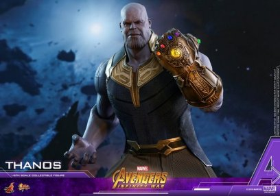 hot toys avengers infinity war thanos figure - main pic