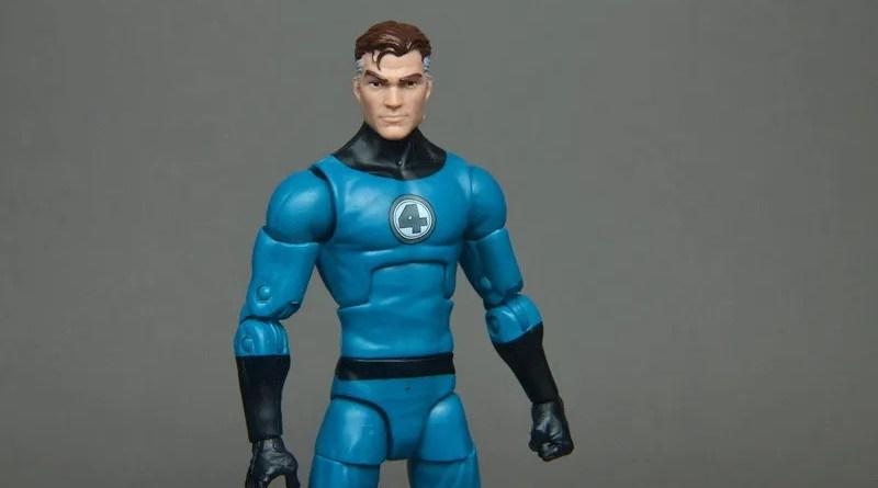 marvel legends mister fantastic figure review - main pic-001