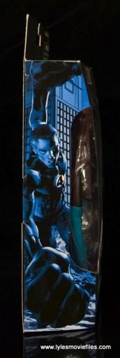 marvel legends mister fantastic figure review - package side