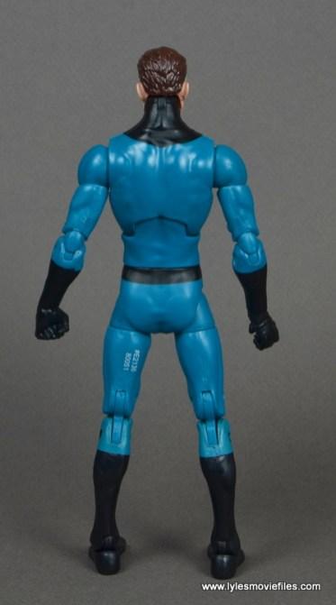 marvel legends mister fantastic figure review - rear