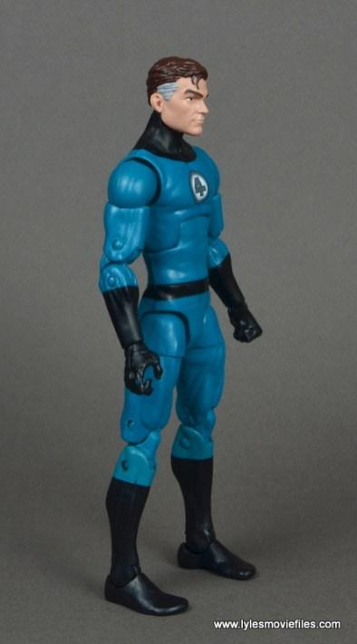 marvel legends mister fantastic figure review - right side