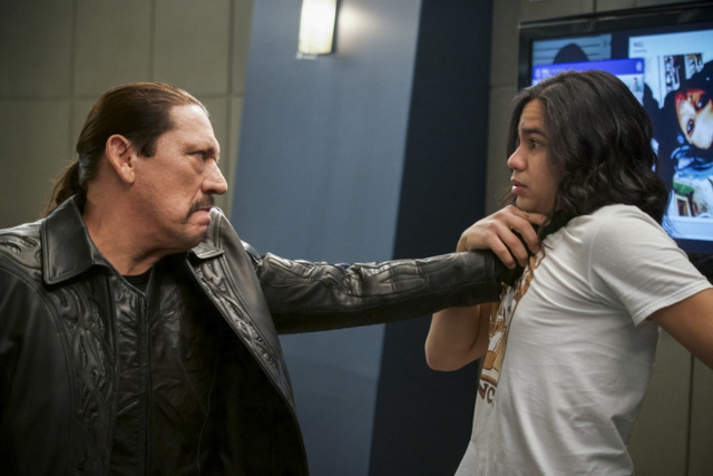 the flash null and annoyed review - breacher and cisco