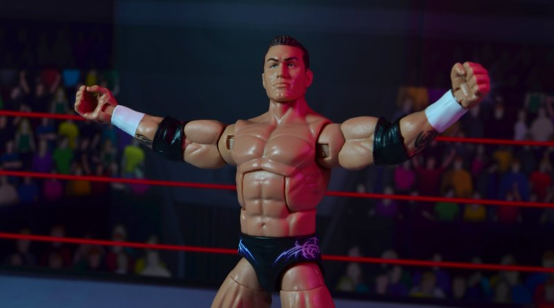 wwe elite 49 randy orton figure review - main pic