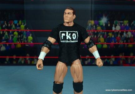 wwe elite 49 randy orton figure review - with rko shirt