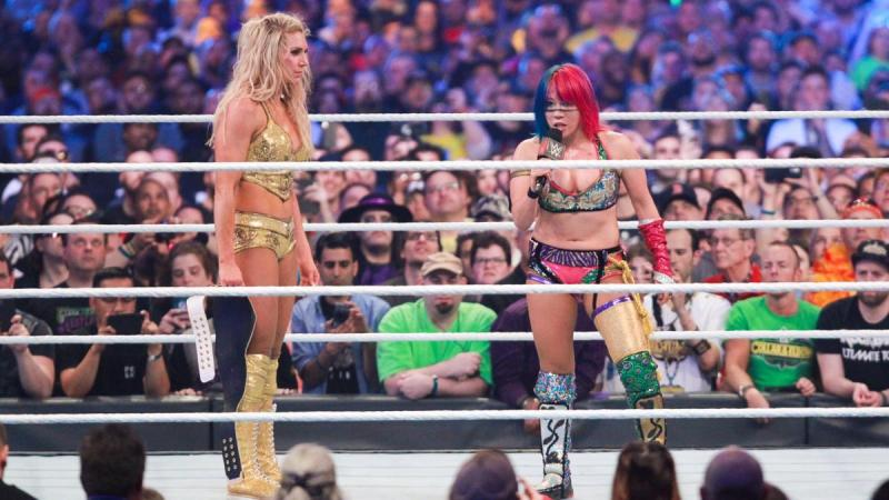 wwe wrestlemania best worst moments charlotte vs asuka