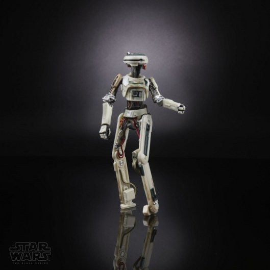 STAR WARS THE BLACK SERIES 6-INCH Figure - L3-37 (3)