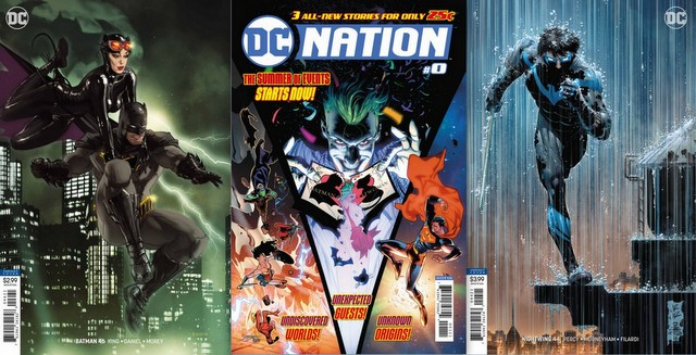 dc reviews for 5/2/18