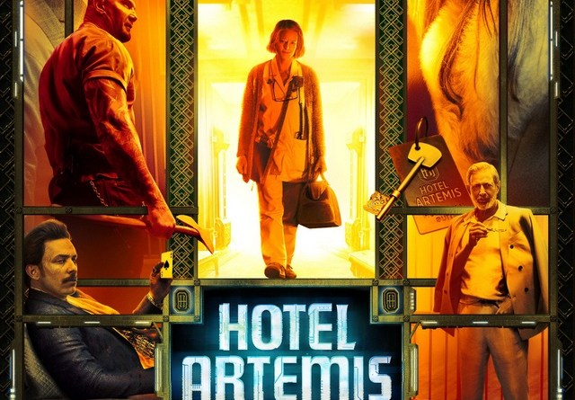 hotel artemis giveaway