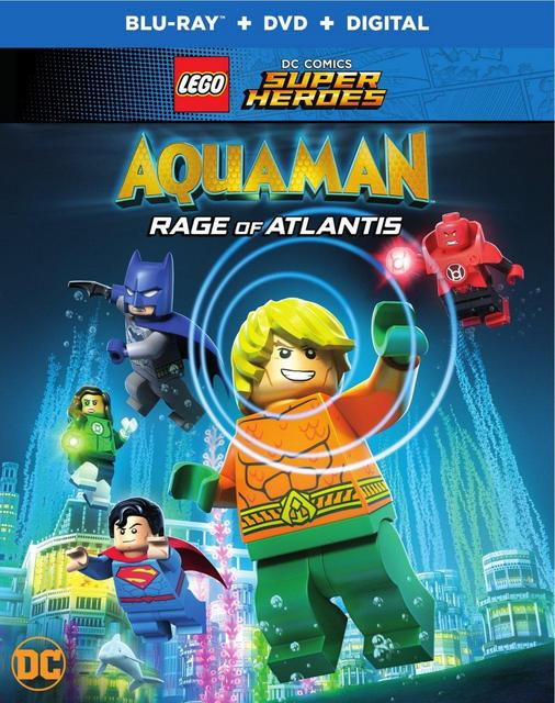 lego dc super heroes aquaman - rage of atlantis blu ray cover-001