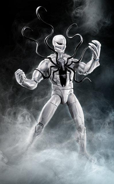 marvel legends venom wave -poison