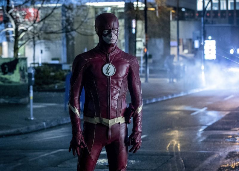 the flash think fast review - the flash