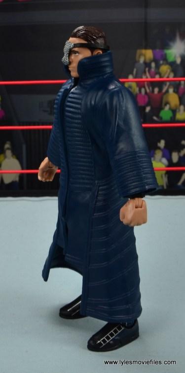 wwe elite 53 the miz figure review - jacket left side
