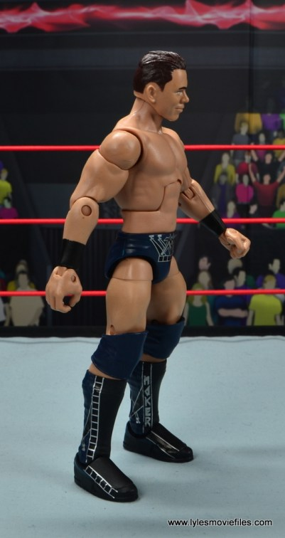 wwe elite 53 the miz figure review - right side