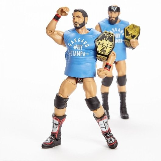 wwe hall of champions diy front