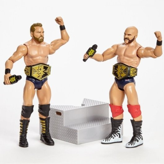 wwe hall of champions two pack the revival