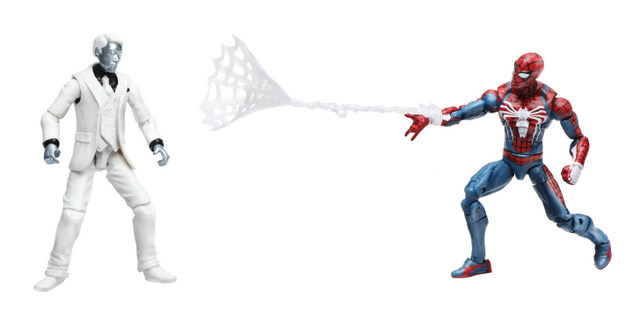 Hasbro Marvel Gamerverse Spider-Man Spider-Man vs. Mister Negative 2-pack_E3596_v1_current