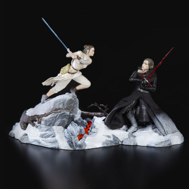 STAR WARS THE BLACK SERIES CENTERPIECE REY (STARKILLER BASE) & KYLO REN Figure - oop3_v1_current
