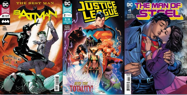 dc comics reviews 6/20/18