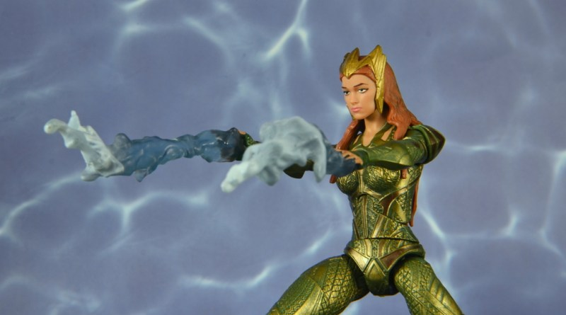 dc multiverse mera figure review - main pic