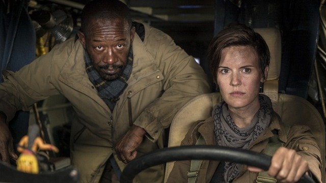 fear the walking dead what's your story - morgan and althea