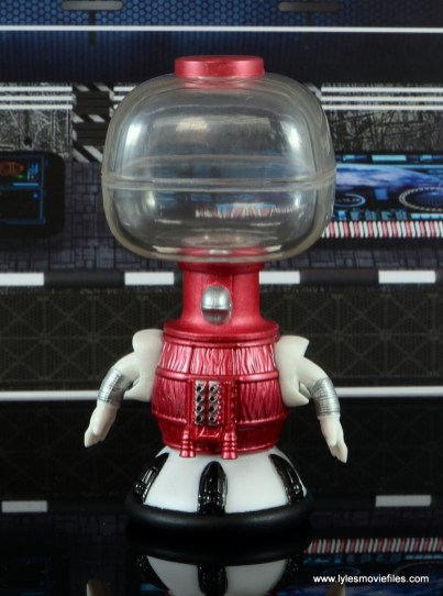 funko pop crow t. robot and tom servo figure review - tom servo front
