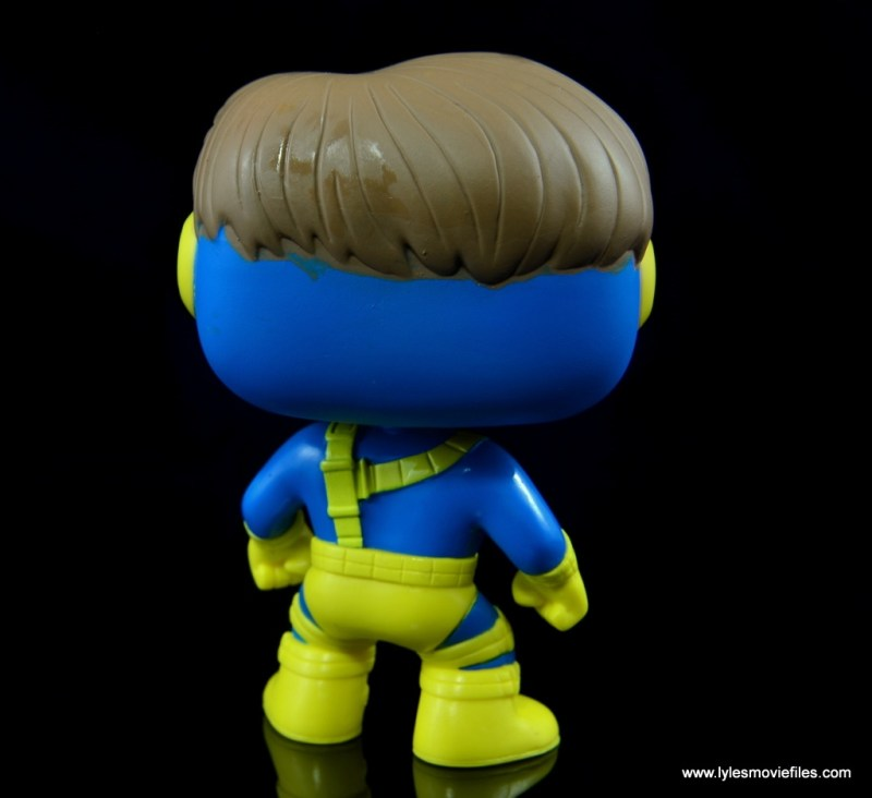 funko pop cyclops figure review - right side