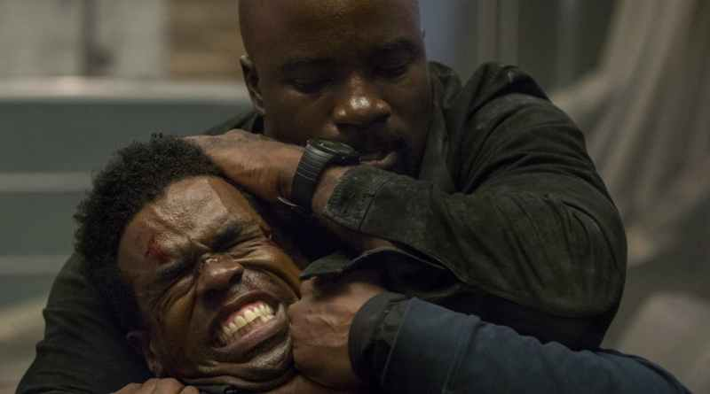 luke cage can't front on me - cage vs bushmaster