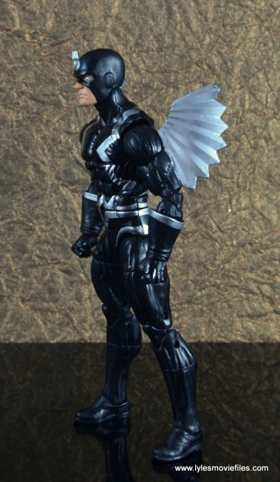 marvel legends the thanos imperative sdcc set review - black bolt left side