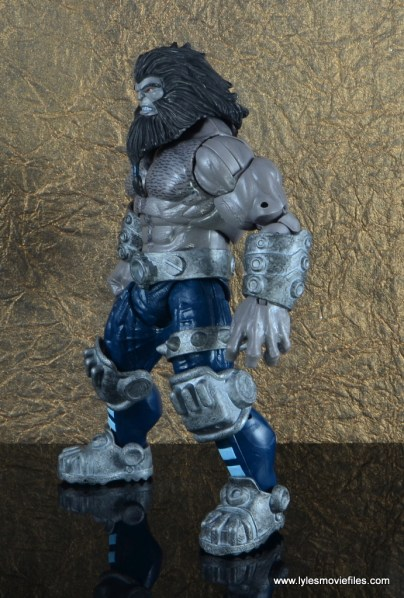 marvel legends the thanos imperative sdcc set review - black bolt rear