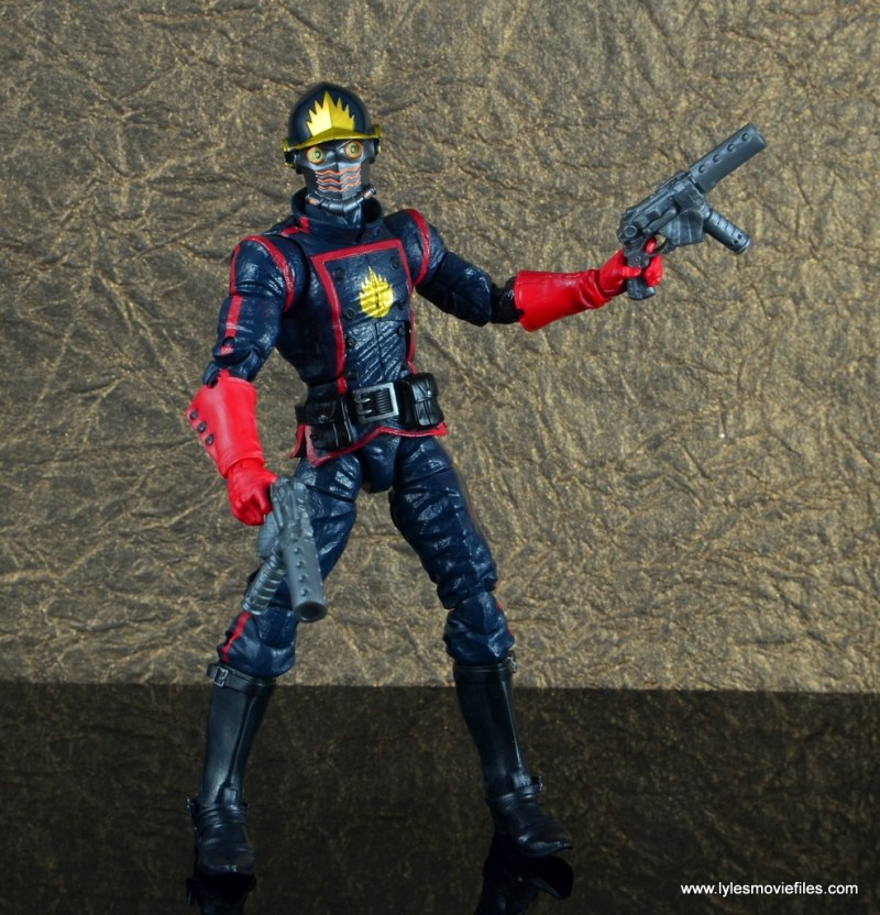 marvel legends the thanos imperative sdcc set review - star-lord front